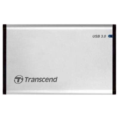 Фото Карман для HDD/SSD Transcend USB 3.0 Aluminum (TS0