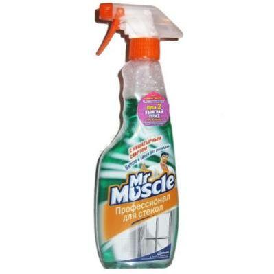 Фото Средство для мытья окон Mr. Muscle с нашатырным сп