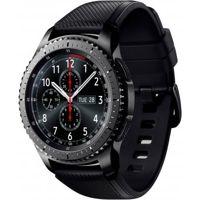 Цены на Samsung Samsung Gear S3 Frontier Dark Gray SM-R760NDAASEK Samsung Gear S3 Frontier Dark Gray в магазине гаджетов и электроники Фундук. Смарт часы Samsung по лучшим ценам!, фото
