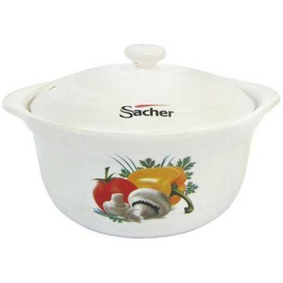 Фото Sacher Кастрюля из керамики Sacher молочная 2.4 л