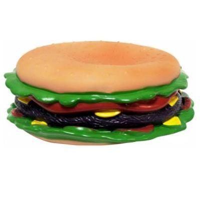 Фото Гамбургер Topsi со звуком 16 см Материал игрушки: