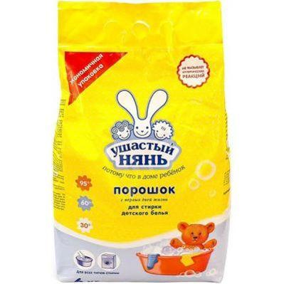 Фото Невская косметика Стиральный порошок Ушастый нянь 9 кг