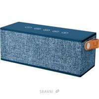 Фото Fresh 'n Rebel Rockbox Brick Fabriq Edition Indigo (1RB3000IN)