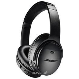 Цены на BOSE QuietComfort 35 II (black), фото