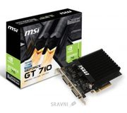 Видеокарту MSI GeForce GT 710 H2D 2GB (GT 710 2GD3H H2D)