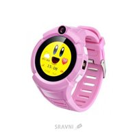 Фото Smart Baby Watch Q360 (GW600) (Pink)