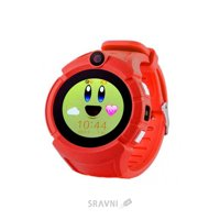 Фото Smart Baby Watch Q360 (GW600) (Red)