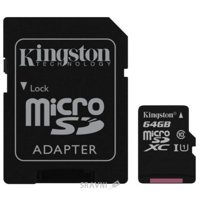 Фото Kingston SDC10G2/64GB