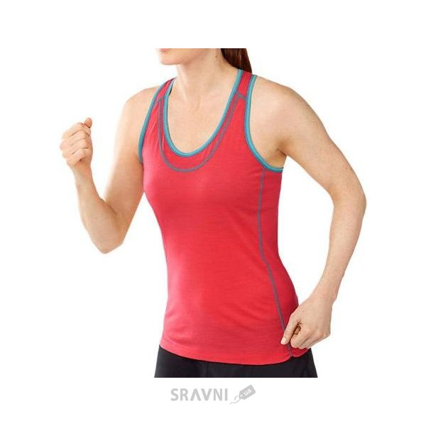 Термобелье  Smartwool Women's PHD Ultra Light Tank