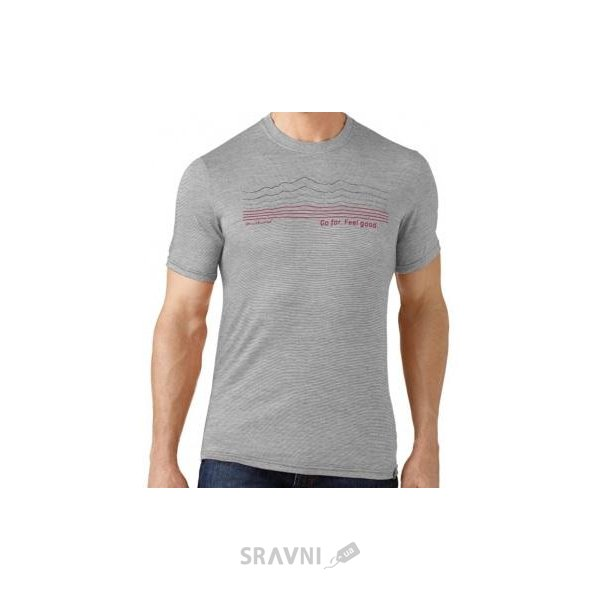 Термобелье  Smartwool Slim Fit Striped Logo